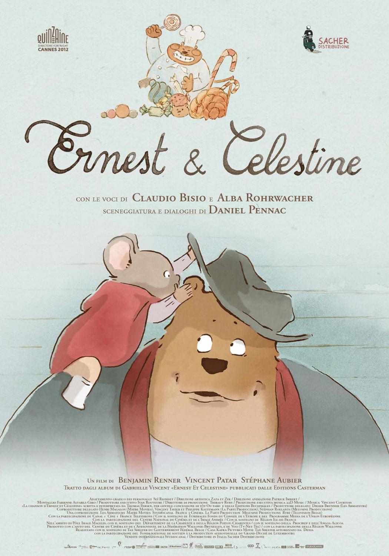 Ernest and Celestine - Providence Children's Film Festival  Ernest And Celestine